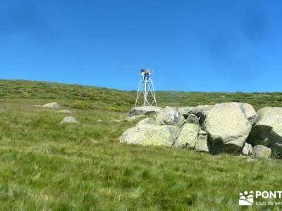 El Morezón - Sierra de Gredos; barrerones; Plataforma, Refugio del Rey;andar rápido